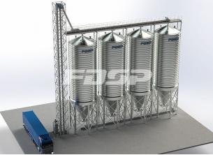 4-200 T粕鋼板倉庫工事