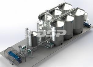 油脂業界4-150 T&2-2000 Tオイル工