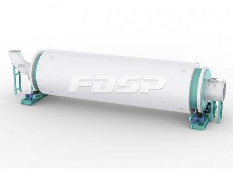 LYHGシリーズ三層ローラー乾燥機