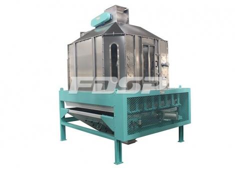 MKLBシリーズの振り子冷却器